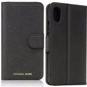 Michael Kors Saffiano Folio iPhone X Case